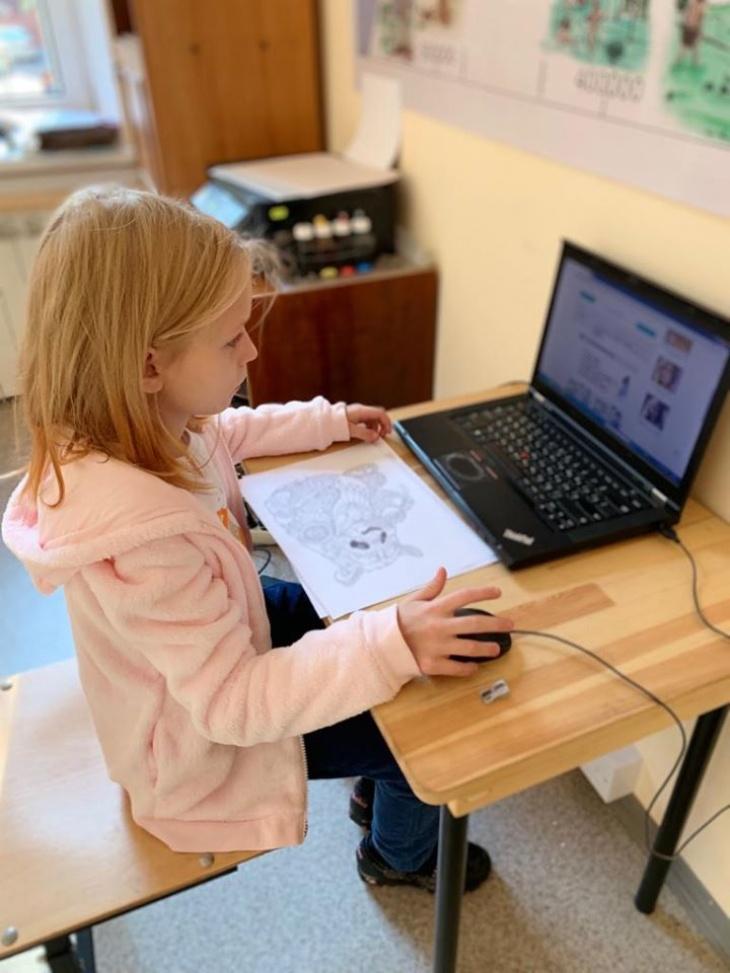 Осознанное потребление контента в интернете (для детей 8-11 лет)