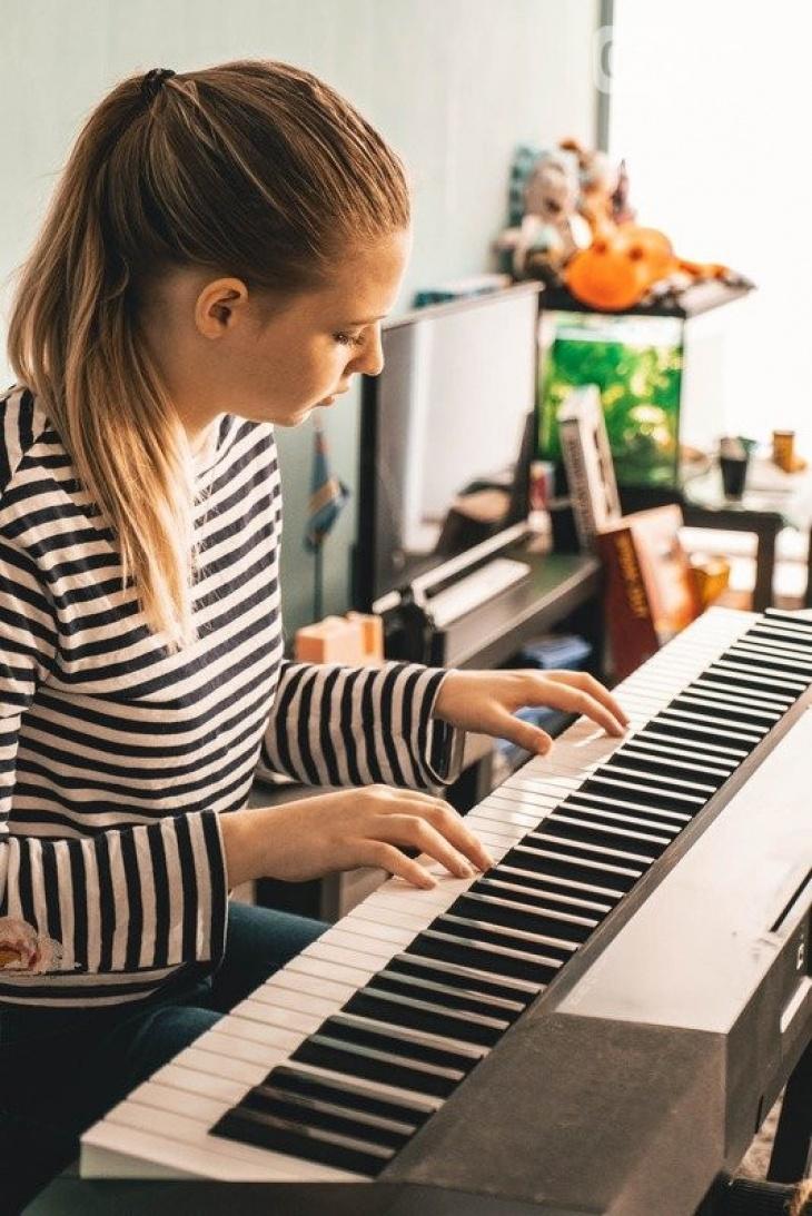 Мастер класс игры на фортепиано в Днепре