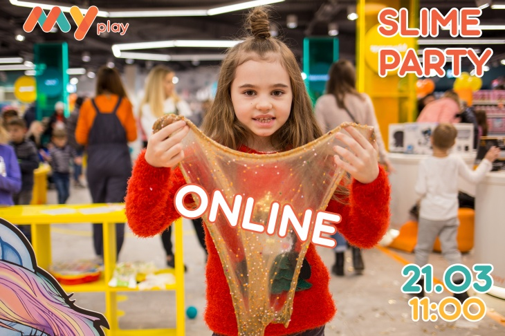 SLIME PARTY Online
