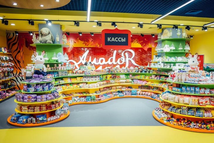 Крупнейший супермаркет детских товаров Amador запустил бесплатную доставку до дверей