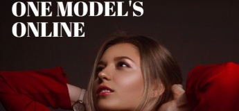 ONE MODEL'S ONLINE від Модельної школи One Models School