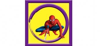 Аніматор Людина-Павук на дитяче свято