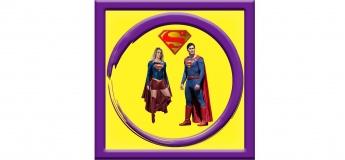 Аніматор Супермена і супергьол на дитячому святі в Києві