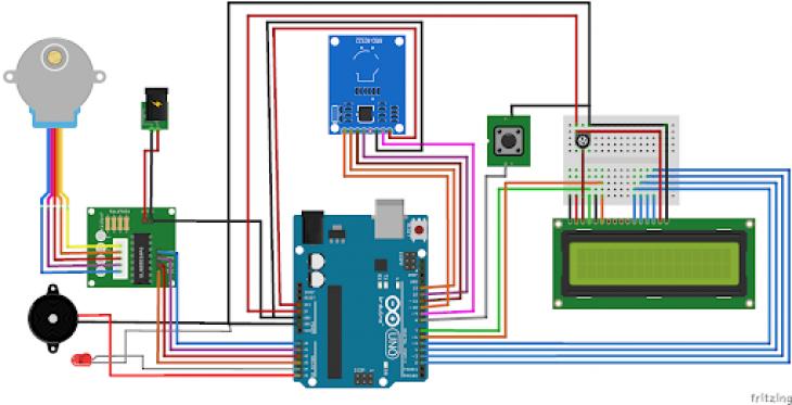 Робототехніка та електроніка