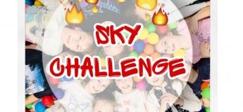А у нас нова гра - Sky challenge