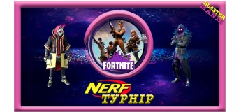 Нерф-турнир «Fortnite» (Фортнайт) для детей на природе в парке на ВДНХ