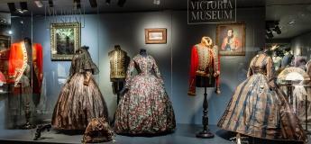 3D-тур по залам музея Victoria Museum