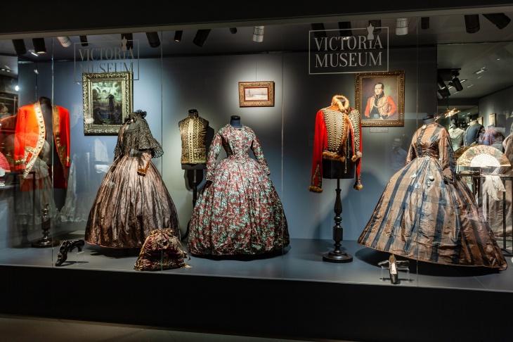 3D-тур залами музею Victoria Museum