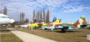 Віртуальний тур музеєм авіації