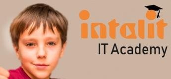 """Комп'ютерна Академія """"Інталіт"""" - комп'ютерне навчання онлайн для школярів (починаючи з 4-го класу)"""