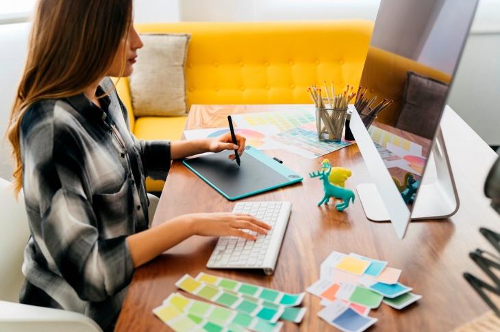 """Онлайн майстер-клас """"Дизайн: як перетворити хобі на професію"""""""