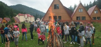 Гірський табір Savvy Nation