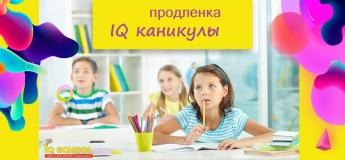 """Интеллектуальная группа """"IQ продленка"""""""