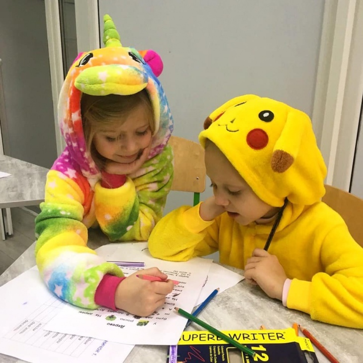Наразі триває новий набір до Preschool від ThinkGlobal Ternopil