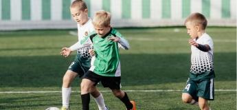 Триває набір в Школу футболу «Клуб Лева»