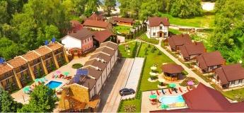 Розвиваючий табір Arbuz.zone під Києвом
