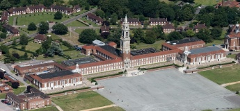 Среднее образование в Royal Hospital School, Англия