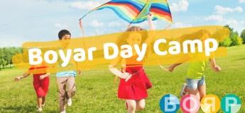 Англомовний денний табір для дітей віком від 6-11 років