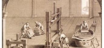 Вихідні в Музеї книги і друкарства: Папірня