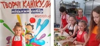 Творческие, дневные курсы для детей