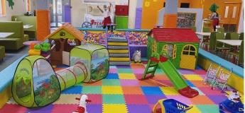 Новая Игровая Зона для малышей от 0 до 5