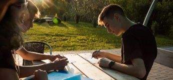 FOLLOW ME NOW! Проектний табір для підлітків під Києвом від Start Now