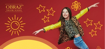Пробне заняття з акторської майстерності для підлітків 10-15 років
