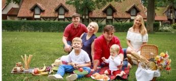 Заміський сімейний відпочинок