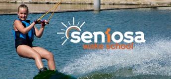 Sentosa Wake School приглашает на тренировки по вейкбордингу