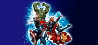 Мастер-класс «Принт для футболки с героями Marvel»
