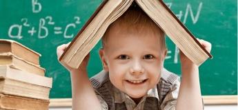 Подготовка к школе для детей 4-5 лет
