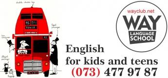 Набираем  английские группы для детей и подростков