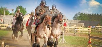 Масштабные исторические конные баталии пройдут под Киевом