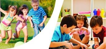 5 денний табір для дітей 6-10 років ДітиВЗахваті