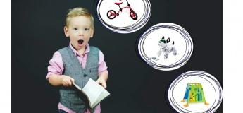 Що подарувати дитині: сучасні ігри й гаджети
