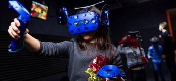 Получи скидку 20% на игру в виртуальной реальности