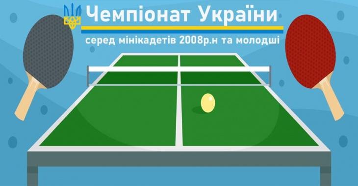Чемпіонат України серед мінікадетів 2008 р.н. та молодші!