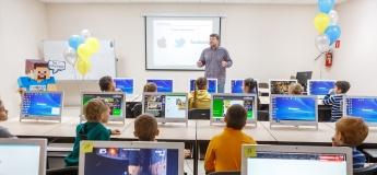 Открытые уроки для детей в Международной Кибершколе KIBERone
