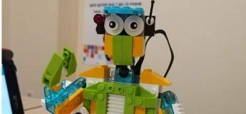 Безкоштовний пробний урок з Робототехніки