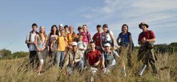 Звериными тропами к Алано-болгарскому городищу
