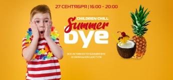Children Chill Summer Bye