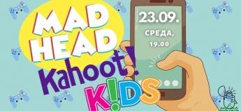 "Развивающая игра ""Mad Head Kids Кahoot"""