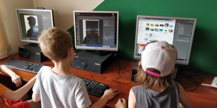 Основи 3D-графіки для дітей онлайн