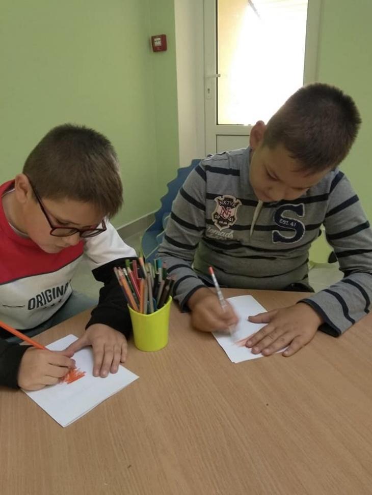 Дитячий табір з освітніми можливостями учнів 2-4 класів