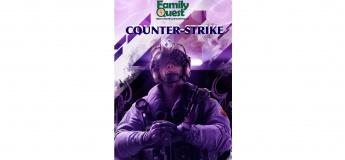Лазертаг битва Counter-Strike