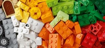 Крутая забава - кубики LEGO