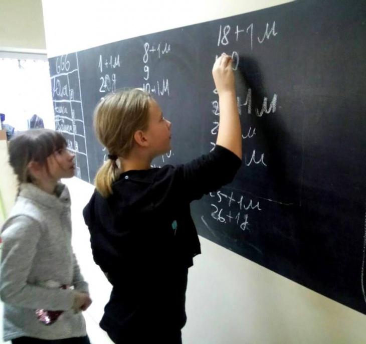Математический кружок на Березинке