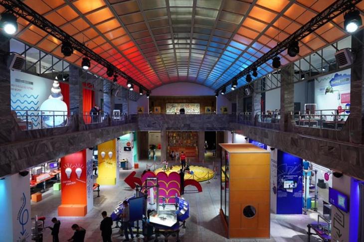 Освітні програми для дітей в Музеї науки