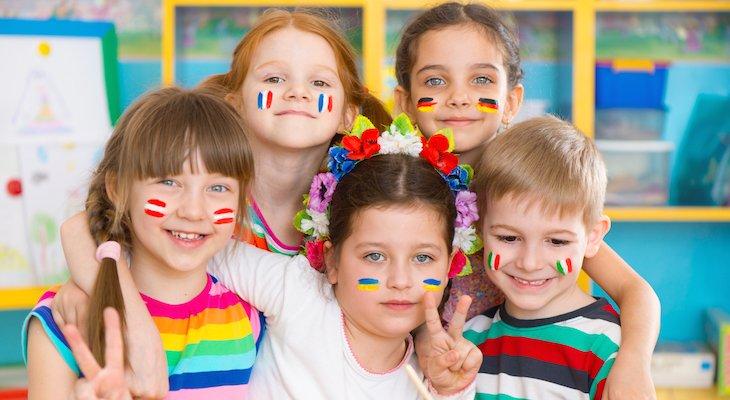 Курси іноземних мов для дітей