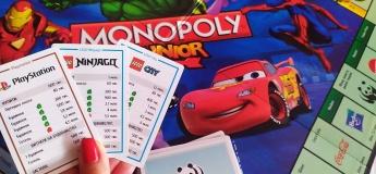 Монополія для дітей/підлітків, настільна гра